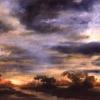 "Oil on canvas, 24"" X 36"""